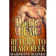 Daddy Bear (Return to Bear Creek Book 1)
