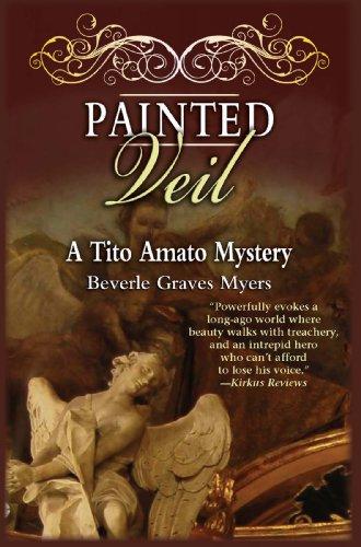 Painted Veil: A Tito Amato Mystery (Tito Amato Series Book 2)