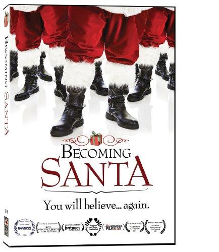 (Becoming Santa)