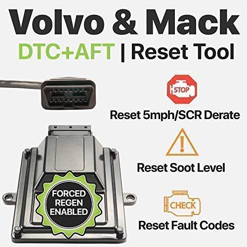 OTR Performance Volvo Mack | Heavy Duty Diagnostic Tool | Volvo D11 D13,  Mack MP7, MP8 | OBD Force DPF Regen J1939
