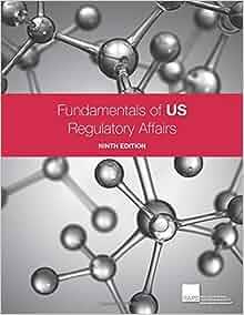 fundamentals of us regulatory affairs pdf
