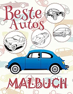 Beste Autos Malbuch: ✎ Best Cars Adulte Coloring Book Cars ...