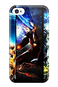 Unique Design Iphone 4/4s Durable Tpu Case Cover Other