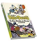 capa de Pato Donald. A Mina Perdida do Perneta
