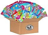 Airheads Sweet Candy Variety Bundle: 6 oz Bites Fruit Peg Bag, 6.08 oz Mini Striped Airheads Peg Bag, 2 oz Bites Fruit, 1.5 oz Bars