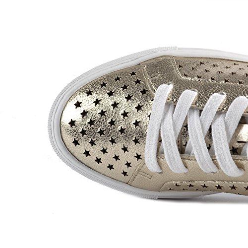 Zapatillas B Mujer Elia Platine Oro Otis Zapatos qtRwx0Zd