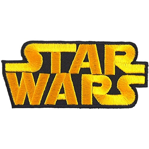 STAR WARS EMBROIDERED IRON ON PATCH -