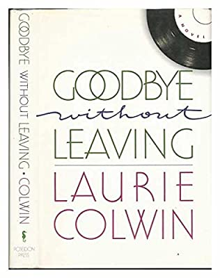 book cover of Goodbye Without Leaving