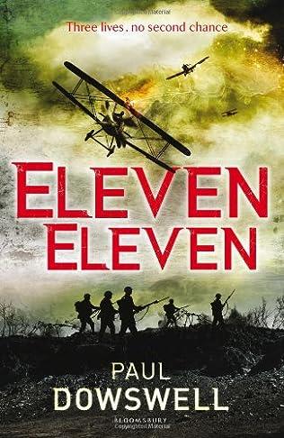 book cover of Eleven Eleven