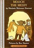 Mooch the Messy, Marjorie Weinman Sharmat, 0060255315