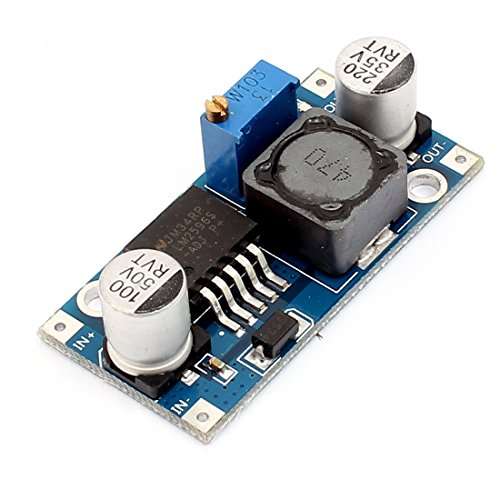 uxcell LM2596S DC-DC Adjustable Power Supply Step Down Module Bochen 3296 by uxcell (Image #3)