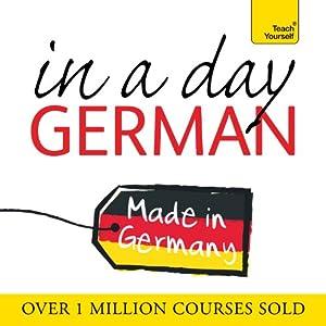 German in a Day Speech