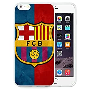 Fc Barcelona (2) Silicone TPU iPhone 6plus 5.5 Inch Protective Phone Case