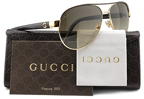 GUCCI GG4239/S Men Sunglasses Brown w/Brown Gradient (0WPU) 4239 WPU CC 58mm - Gucci S 4239 Sunglasses