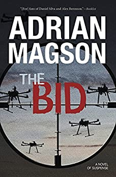 The Bid: A Novel of Suspense (A Cruxys Solutions Investigation) by [Magson, Adrian]