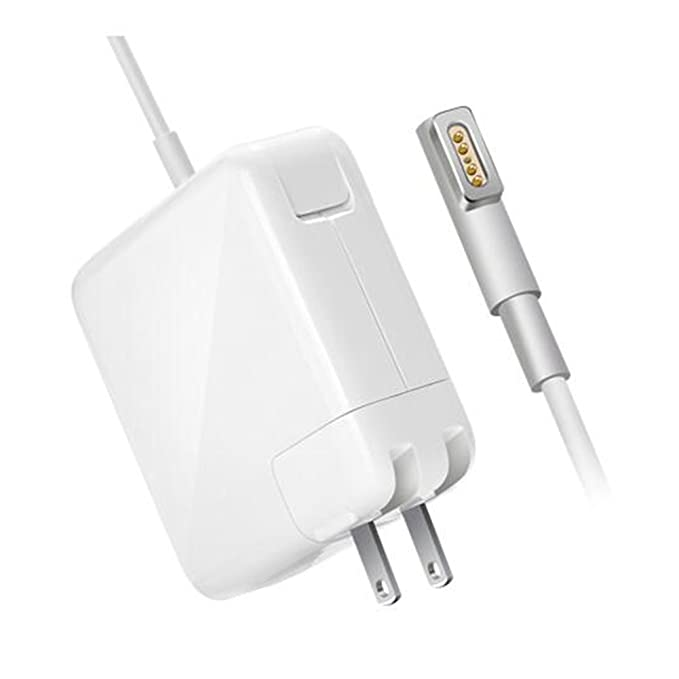 Macbook Pro Charger, 60 W L Tip Power Adapter Replacement For Apple Macbook 13inch &Macbook Pro 13inch (Before Late 2012) by Sjz