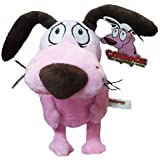Courage the Cowardly Dog 9'' Soft Toy Plush