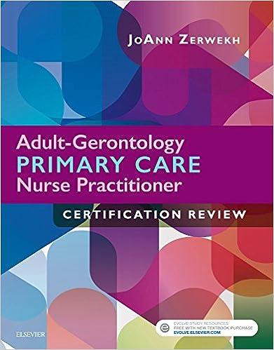Adult gerontology primary care nurse practitioner certification adult gerontology primary care nurse practitioner certification review 1e malvernweather Choice Image