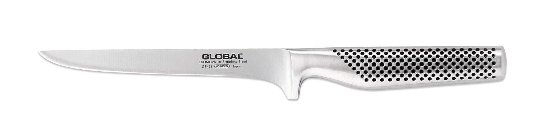Global GF-31-6 1/4 inch, 16cm Heavyweight Boning Knife by Global