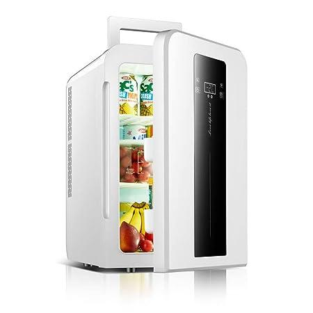 LIU UK Car Refrigerator Mini refrigerador 22L Dual-Core Mute CNC ...