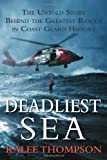 Deadliest Sea, Kalee Thompson, 0061766291
