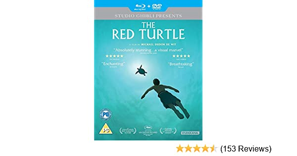 Amazon Com The Red Turtle Doubleplay Blu Ray Dvd 2017 Movies Tv