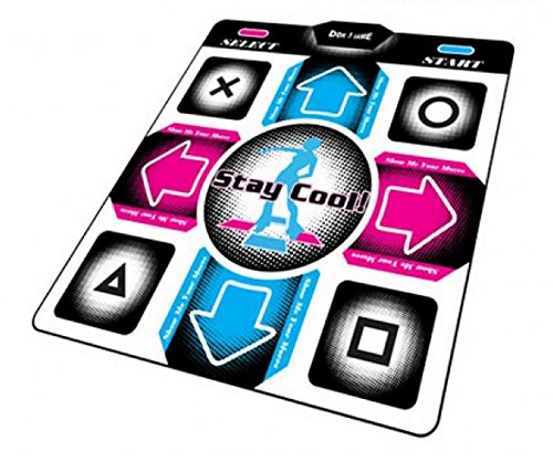 Dance Dance Revolution Regular Dance Pad for Sony Playstation2 PS/PS2 (Ddr Pad)