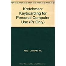 Keyboarding for personal computer use
