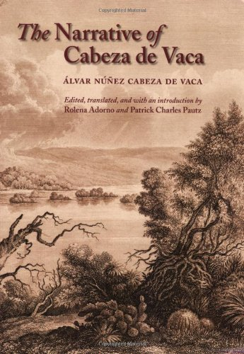 Download The Narrative of Cabeza de Vaca PDF