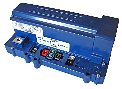 Alltrax SR-48500 Motor Controller with 400 amp Solenoid MZJ-400, Diode & Pre-charge Resistor (400 Amp Controller)