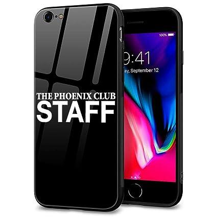 coque iphone 6 plus staff