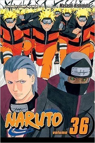 Naruto Volume 36