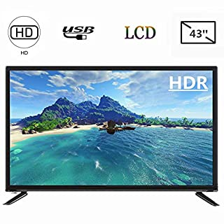 BCL-32A/3216D 43-inch 1080P HD Smart LED TV, Flat Screen TV with HDR(US Plug)