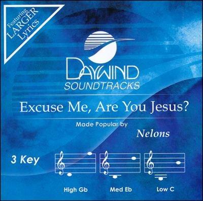 UPC 614187485125, Excuses Me, Are You Jesus? [Accompaniment/Performance Track]