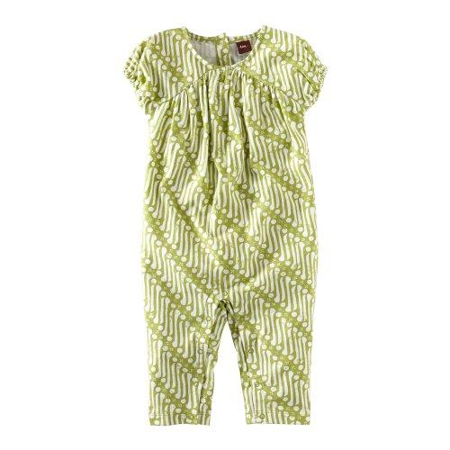 Tea Collection Baby-girls Infant Indonesian Batik Romper