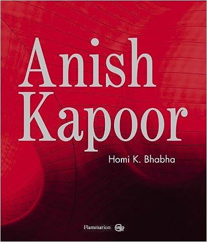Livres gratuits Anish Kapoor pdf epub