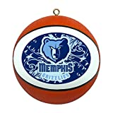 NBA Memphis Grizzlies Replica Basketball Ornament