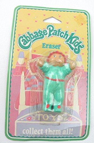 Vintage Cabbage Patch Kids Eraser