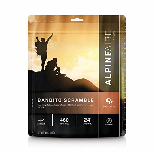 Alpine Aire Foods Bandito Scramble (Serves 2)