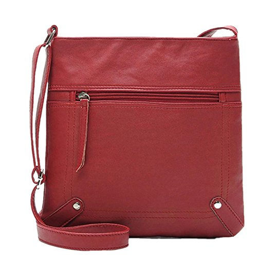 Seat Belt Bag Large Satchel (Women Large Shoulder Bag Handbag Cross-body Bags Cheap Colors for Girl by TOPUNDER YB)
