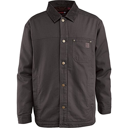 Wolverine Men's Pierson Chore Jacket, Charcoal, 2X-Large