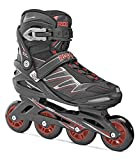 Roces Mens Big ZYX M Fitness Inline Skates Blades