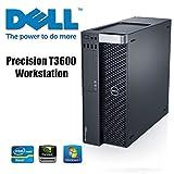 Dell Precision T3600 TOWER - XEON E5-1607 QUAD CORE, 3.0GHZ, ECC DDR3, 8.0GB, 250GB, DVD/RW, GB NIC, SOUND CARD, WINDOWS 7 PRO COA