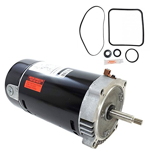 Hayward Super Pump .75HP SP2605X7 Replacement Motor Kit AO Smith UST1072 w/GO-KIT-3