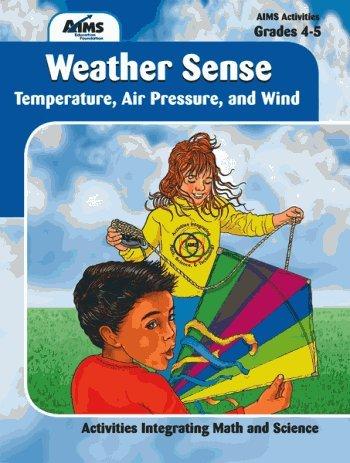 Weather sense: Temperature, air pressure and wind