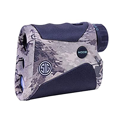 Sig Sauer KILO1250 Laser Range Finder 6x20mm Camo Laser Rangefinders from Trade Scout, LLC