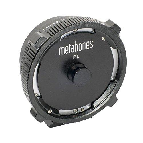 Metabones PL to Micro Four Thirds Adapter, Black - Four Black Micro