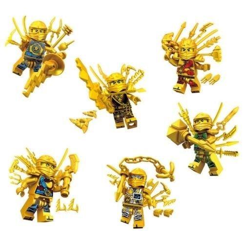 lego ninja weapons - 8
