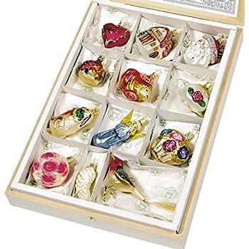 Amazon.com: Old World Christmas Bride's Collection ...