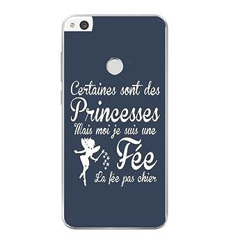 coque huawei p8 princesse